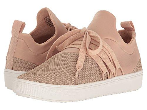 Steve Madden Women's Lancer Fashion Sneaker, Blush, 8 M US