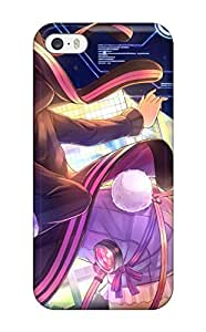 anime smoking cigarette face Anime Pop Culture Hard Plastic iPhone 5/5s cases by icecream design