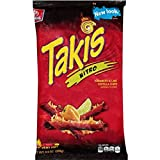 Barcel, Takis, Nitro, Rolled Tortilla Snacks, 9.9oz Bag (Pack of...