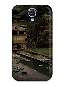 cody lemburg's Shop Tpu Case Skin Protector For Galaxy S4 Train With Nice Appearance