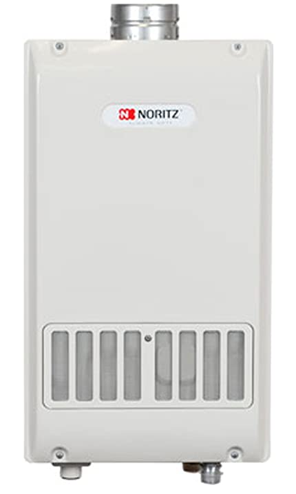noritz nr981svlp tankless water heater 98 gpm designed for