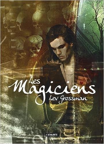 les magiciens illustration de Frédéric Perrin