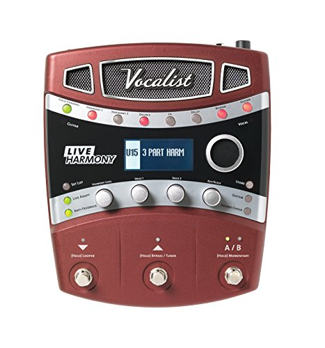 Digitech VLHM Vocal Effects Processor by DigiTech