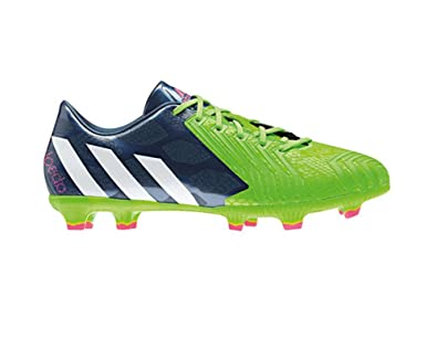 f43178892 adidas Predator Absolado Instinct FG Soccer Cleat Shoe - Blue White Green -  Mens