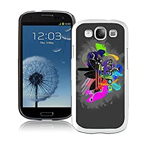 Unique Samsung Galaxy S3 I9300 Case ,Hot Sale And Popular Designed Case With Ad 10 White Samsung Galaxy S3 I9300 Cover Phone Case
