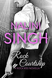 Rock Courtship: A Rock Kiss Novella