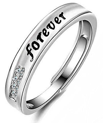 Winter's Secret Bling Forever Letter Diamond Accented Love Symbol Silver (Wizard Of Oz Dog Type)