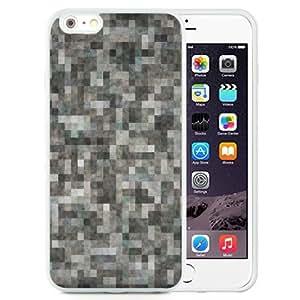 NEW Unique Custom Designed iPhone 6 Plus 5.5 Inch Phone Case With TV No Signal_White Phone Case