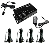 IR Repeater, IR Remote Repeater, Infrared Remote Control Extender Kit