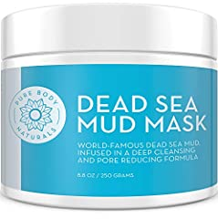 Crafted from the salt and mineral enriched mud within the Dead Sea, this innovative facial mask is then fortified with Bentonite clay and clean charcoal powder. Together, these wholesome ingredients penetrate your skin to the depths of the ce...