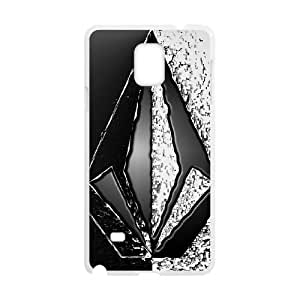 Samsung Galaxy Note 4 Cell Phone Case White Volcom as a gift H4100862
