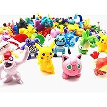 Mr Bigz brand Pokemon Go 24 Pokemon Mini Figures In A Set