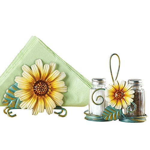 Sunflower Salt Pepper Shaker Multi