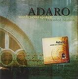 Words Never Spoken by Adaro (2009-02-10)