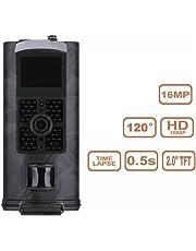 zhengyao HC-700A - Cámara de vigilancia de caza (impermeable, visión nocturna,