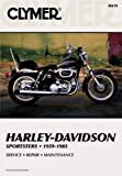 Harley-Davidson Sportsters Evolution, 1959-1985, Clymer Publications Staff, 0892871261