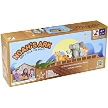 Noah's Ark Don't Rock the Boat table top balancing game for kids, children's educational board game - 50 pcs