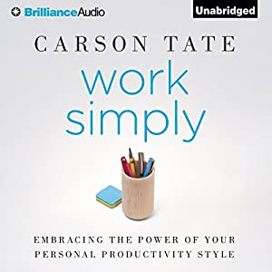 Work Simply Audiobook
