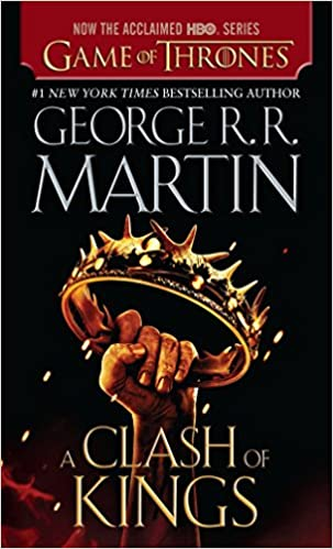 Martin, G: A Clash of Kings HBO Tie-in Edition A Song of Ice and ...