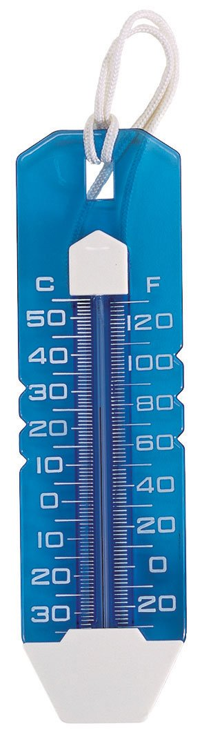Large Numbered Swimming Pool And Spa Thermometer