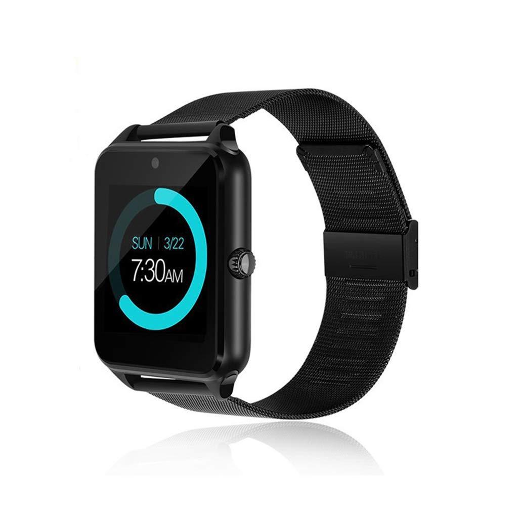 KLAYL Reloj Inteligente Z60 Smart Watch Hombres Mujeres ...