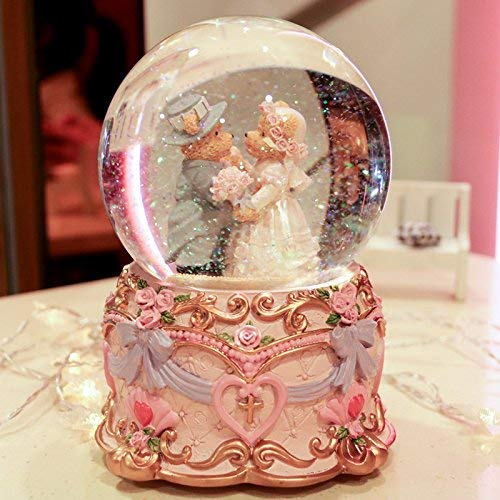 Sunshier The Crystal Ball Caja de música para Enviar a Las ...