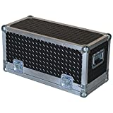 Head Amplifier 3/8 Ply Professional ATA Case with Diamond Plate Laminate Fits Marshall Dsl50 DSL 50