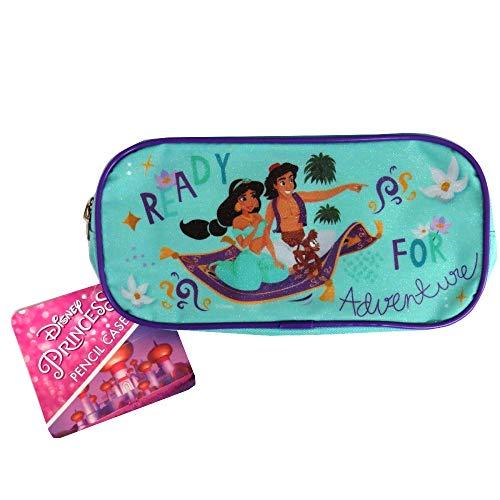 (Princess Jasmine Magical Adventure Deep Fill Pencil Case)
