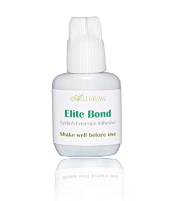 ALLURING ELITE Bond Glue 5ml Eyelash Extensions Strong & Fast Adhesive