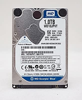 "Western Digital 1TB 2.5"" Playstation 4 Hard Drive (PS4) from Western Digital"