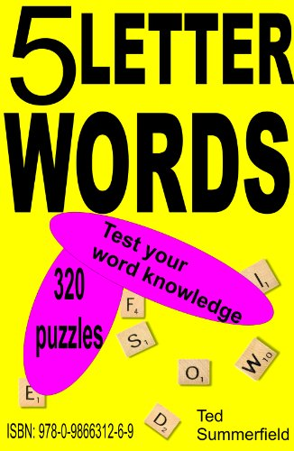 5 Letter Words   Kindle edition by Ted Summerfield. Humor