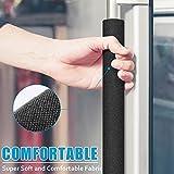 Refrigerator Door Handle Covers, Set of 6