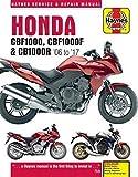 Honda CBF1000 & CBR1000R Service and Repair Manual: (2006 to 2017) (Superbike Service and Repair Manual)