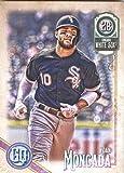 2018 Topps Gypsy Queen #143 Yoan Moncada Chicago White Sox Baseball Card - GOTBASEBALLCARDS