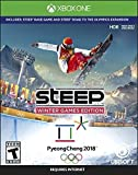 Best Games For Xboxes - Steep Winter Games - Xbox One Standard Edition Review