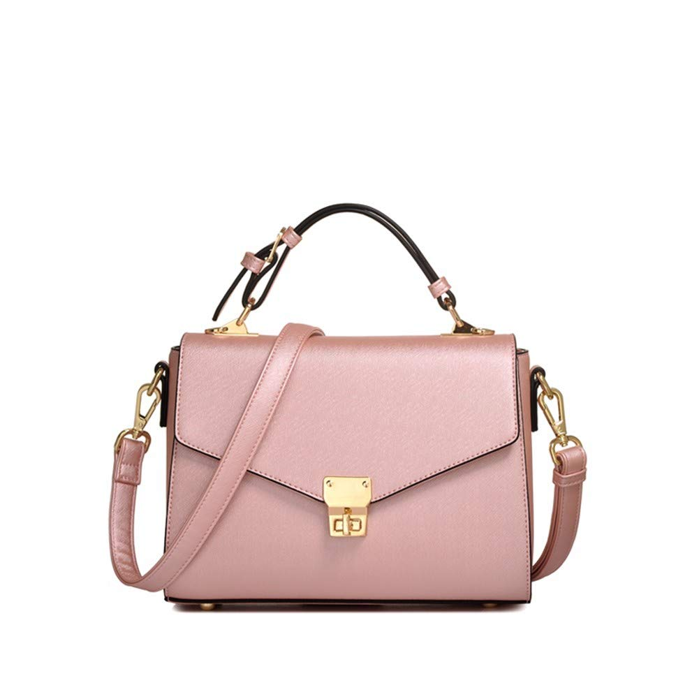 YSJAMM Hundert-Lap Satchel Handtasche Mode Weibliche Baotan Schultertasche