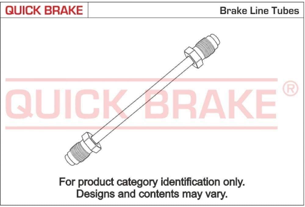 QUICK BRAKE CU-0320A-A Bremsleitung