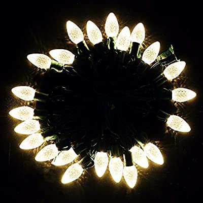 Commercial Grade Outdoor Led String Lights,Christmas Lights,Patio Garden Lights,Party Wedding Mood Lighting-Uzexon