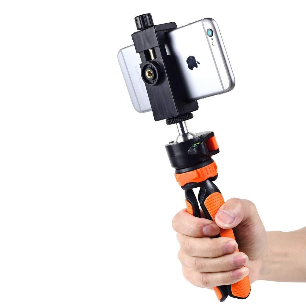 AKDSteel Mobile Phone Holder Portable Desktop Mini Tripod SLR Camera Photography Small Tripod Green for CE Accessories