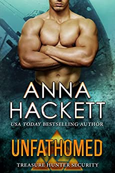 Unfathomed (Treasure Hunter Security Book 4) by [Hackett, Anna]