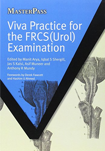 Viva Practice for the FRCS(Urol) Examination (MasterPass)