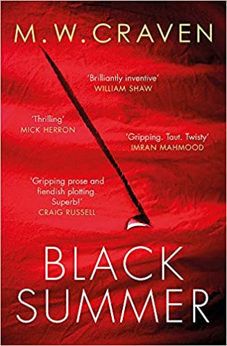 Black Summer Book Cover