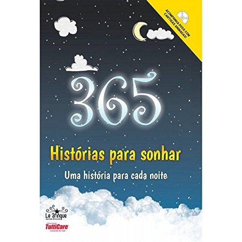 365 Histórias Para Sonhar Com DVD Rideel