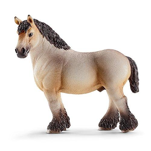 Schleich 13778 - Figurine Animal - Hongre Ardennais