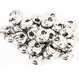 30 Stainless Steel Armor Disc Padlocks Trailer / Self Storage Locks Keyed Alike
