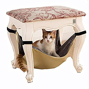 OWIKAR Hamaca de gato cama gatito gatito gatito gatito colgante ...