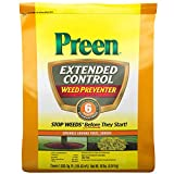 Preen 2464221 Extended Control Weed Preventer, 10