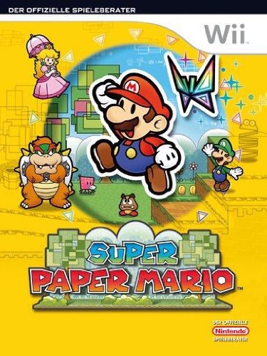 Super Paper Mario - Der offizielle Spieleberater (Lösungsbuch)
