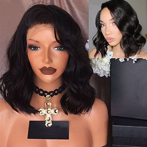 Fantasy-Beauty-Brazilian-Bob-Lace-Front-Wigs-Body-Wave-Short-Human-Hair-Wigs-Full-Lace-Human-Hair-Wigs-8-14-Lace-Front-Human-Hair-Wig