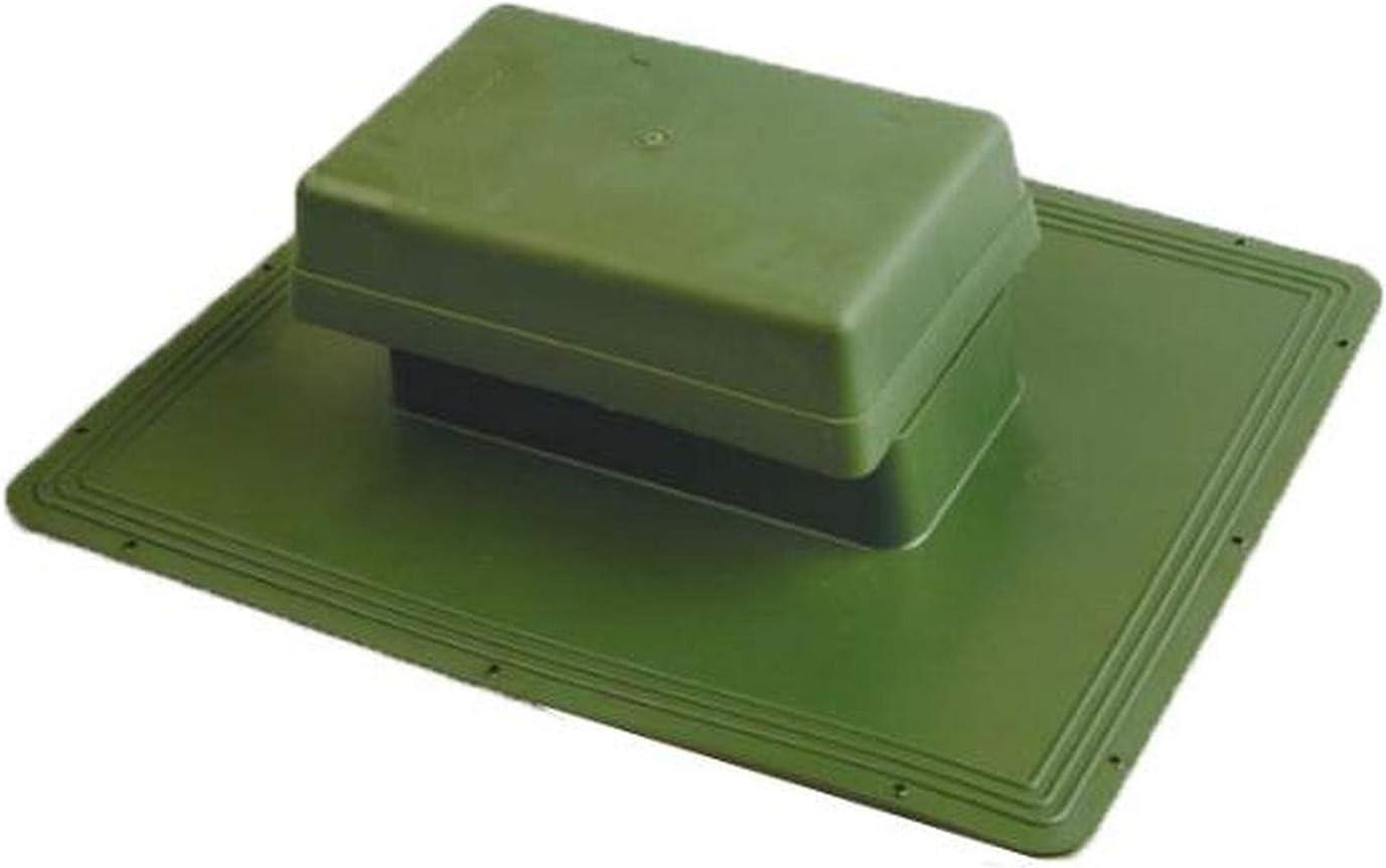 Uzman de envío – Verde, entlüfter Ventilador de techo claraboya ...